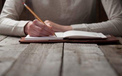 Scrittura terapeutica: che cosa significa e perché funziona