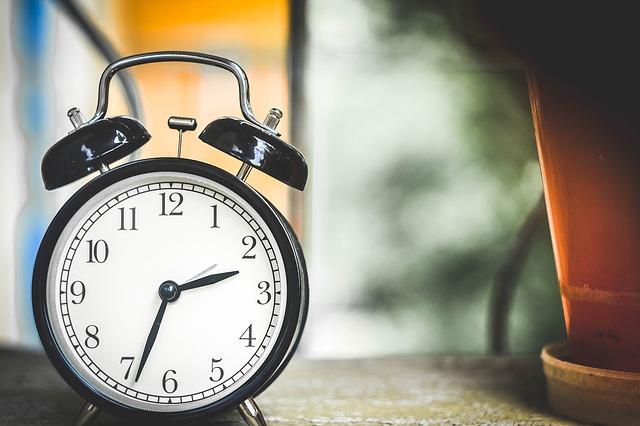 scrivere le priorità aiuta a gestire il tempo