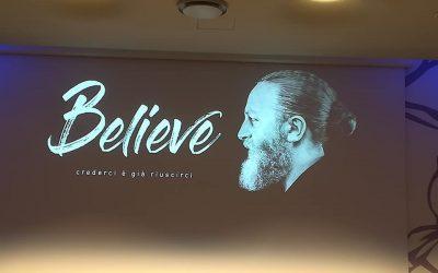 Believe, quando la sceneggiatura è la vita