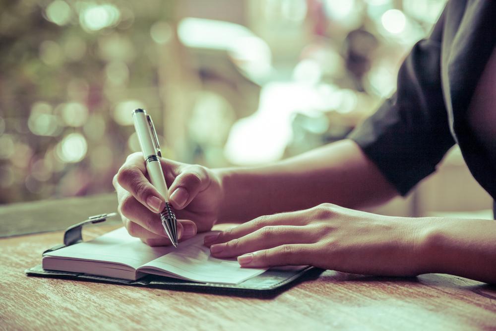 Scrivere rivela la Visione