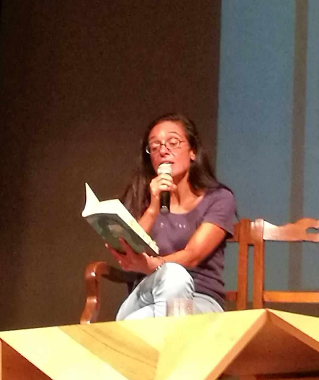 Michela Marzano Festival dell'autobiografia: ciò che resta è l'amore