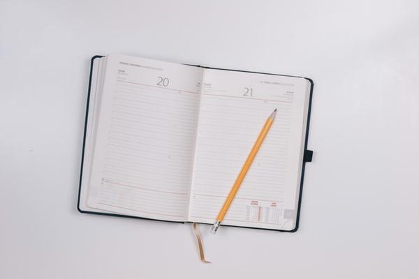 come si scrive una pagina di diario