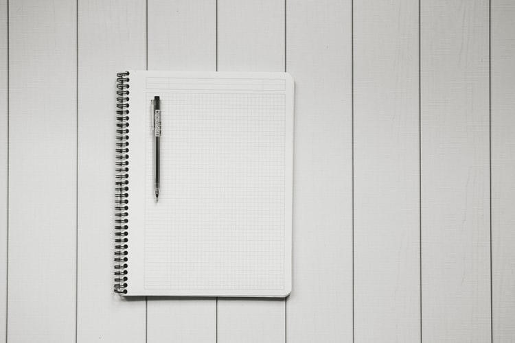 Da dove si inizia a scrivere un libro.