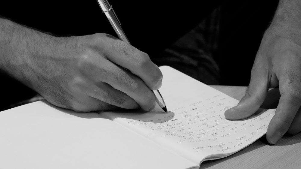 scrittura consapevole