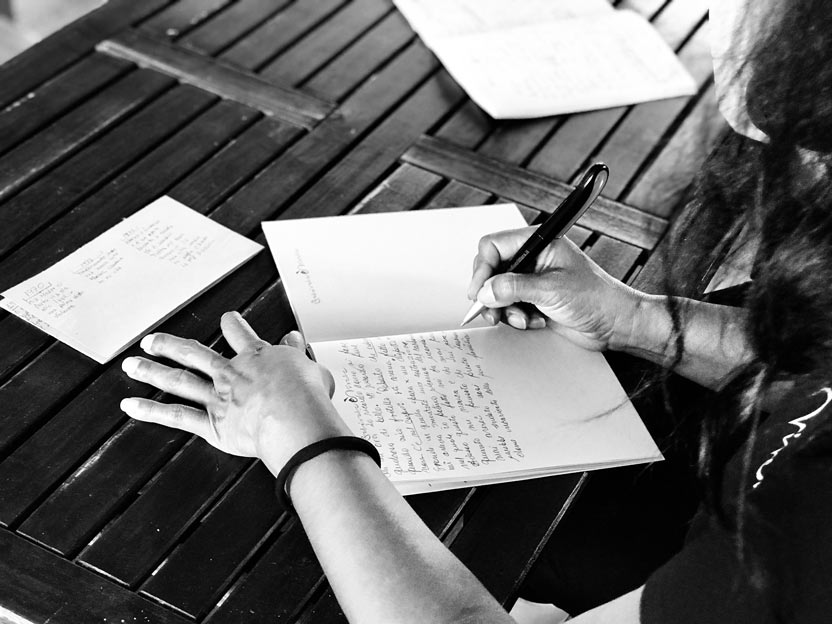 Scrivere di sé: autobiografia come autoanalisi e cura