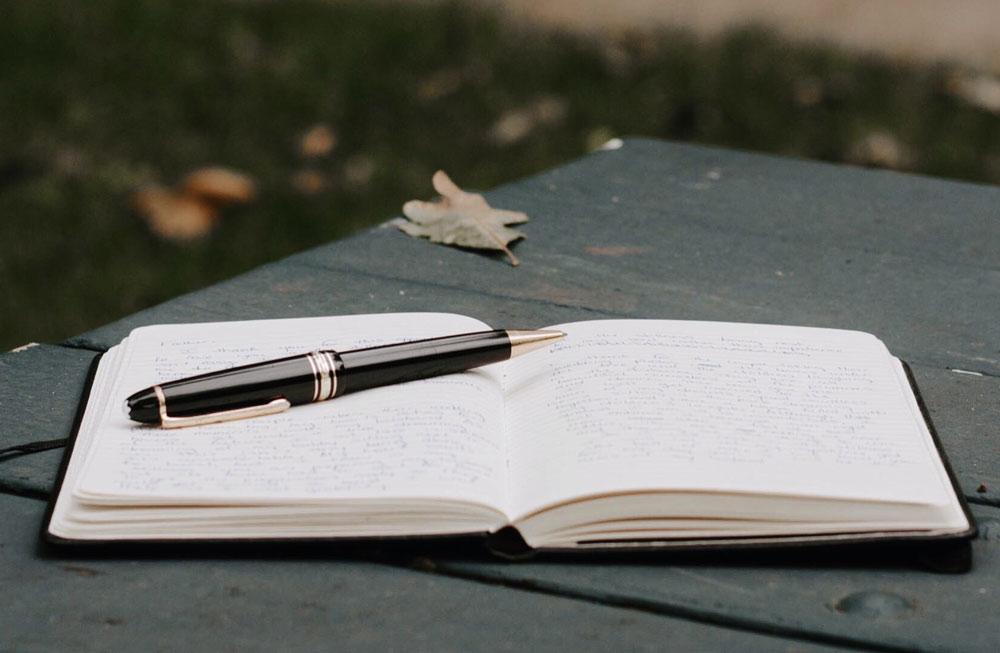 esercizi di scrittura terapeutica