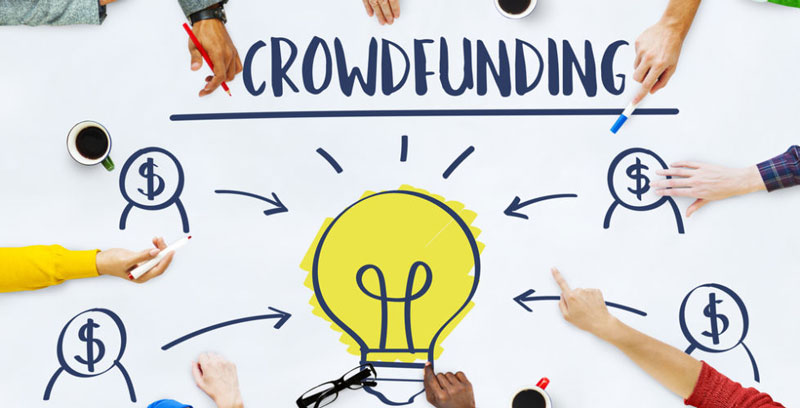crowdfunding significato