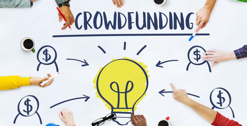 crowdfunding significato