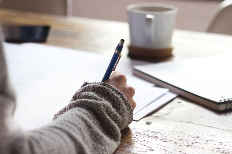 Si può vivere di scrittura? In questo modo sì
