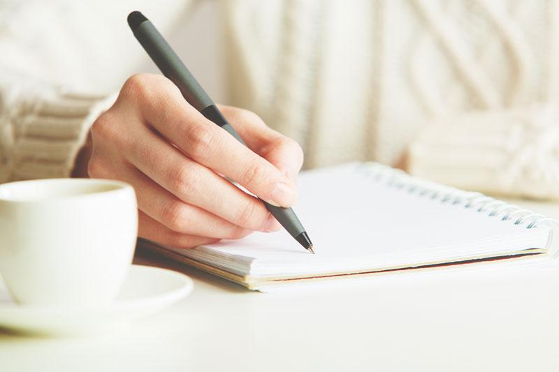 Scrittura come terapia. La psicanalisi ci spiega perché fa bene