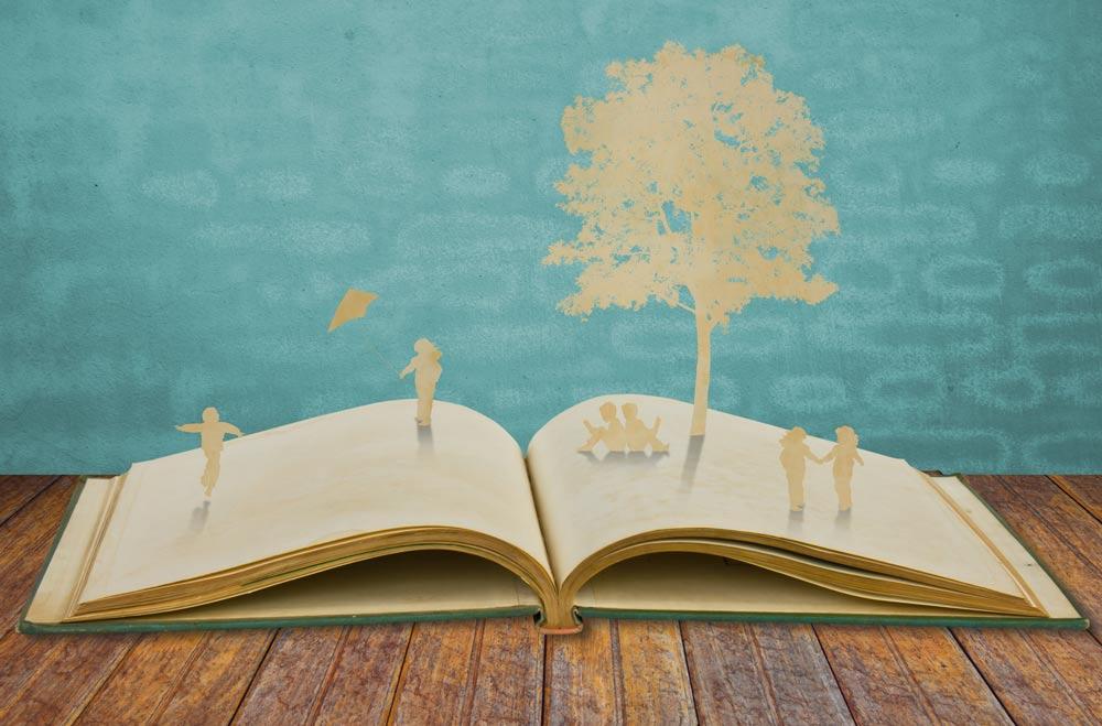 scrivere un libro per ragazzi