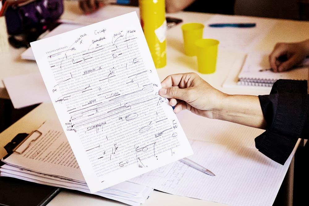 Correzione bozze: migliora i testi e impara un mestiere