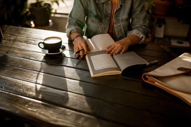 Scrivere fa bene al cervello e all'anima: prendi appunti